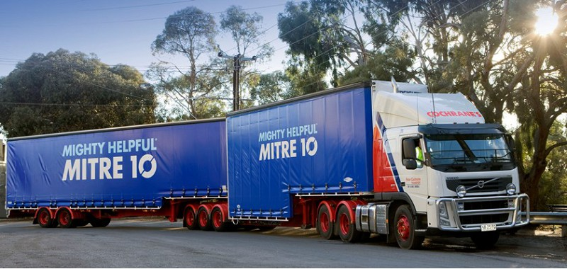 Cochrane's Proves Mighty Helpful to Mitre 10